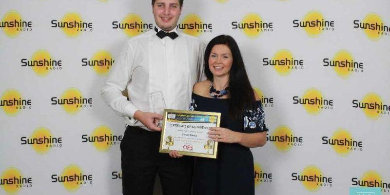Sunshine Pride Awards - Award Winner sponsored by Outstanding Education Solutions