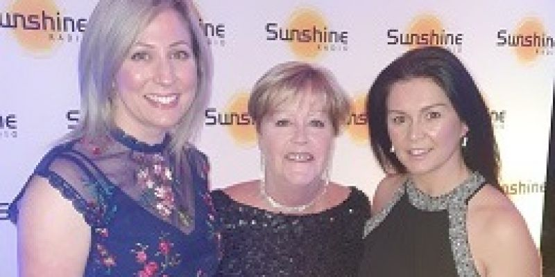Sunshine Pride Awards in Hereford on Friday 8th November 2019 with winner by award sponsored by recruiters Outstanding Education Solutions